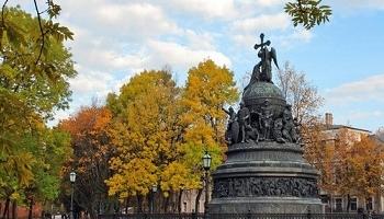 Зачем обследуют памятник Тысячелетию России в Новгородском кремле