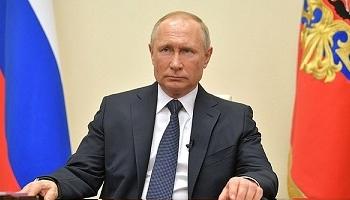 Новое обращение президента к гражданам России